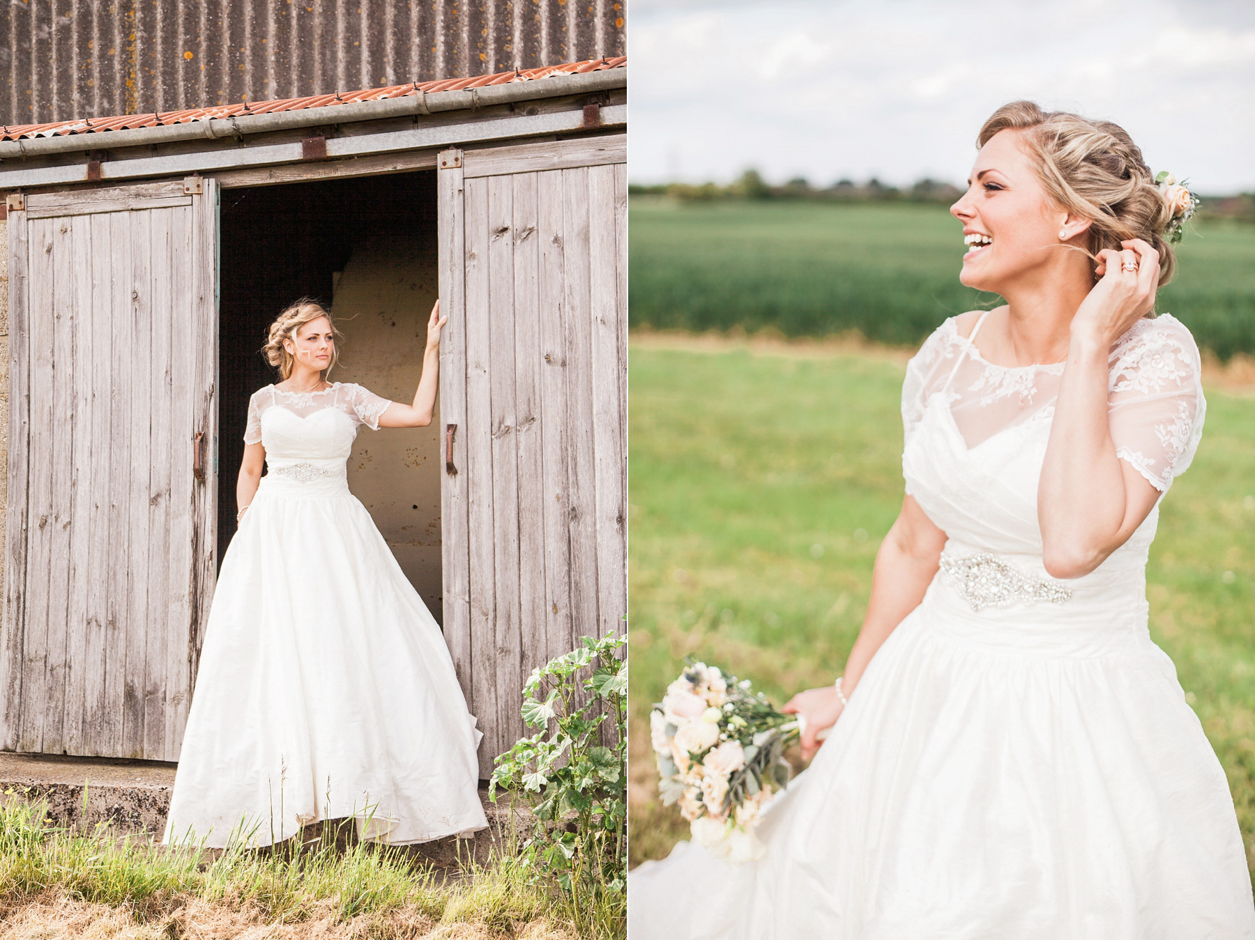Hampshire Wedding Photography Lilybean Photography Vintage Wedding Fine Art Bonhams Barn17