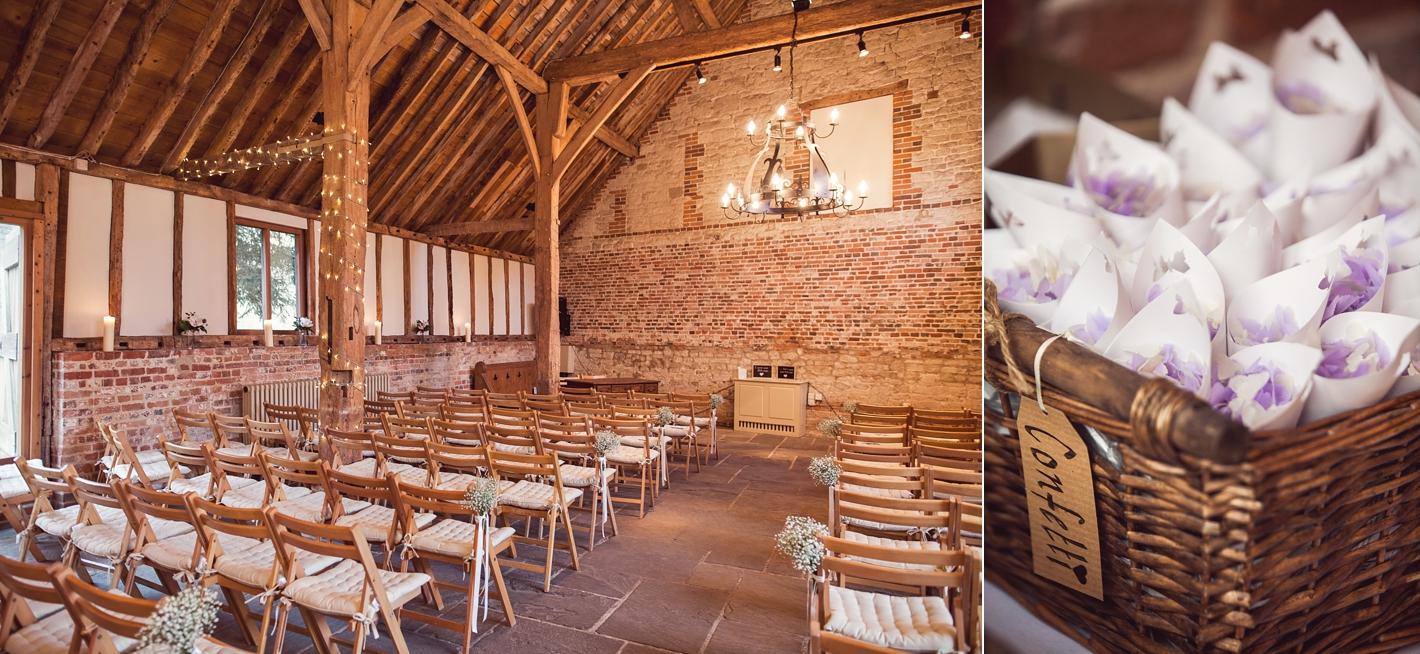Barn Wedding Hampshire Wedding PhotographyLilybean Photography 02