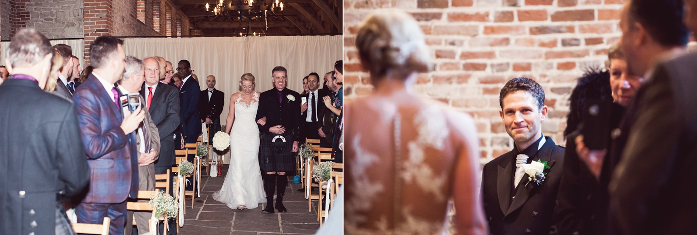 Barn Wedding Hampshire Wedding PhotographyLilybean Photography 12