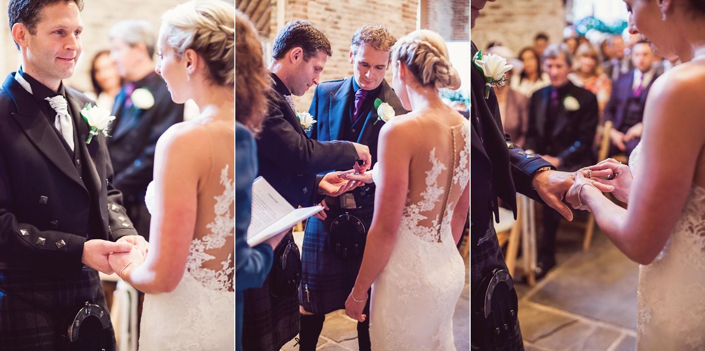 Barn Wedding Hampshire Wedding PhotographyLilybean Photography 16