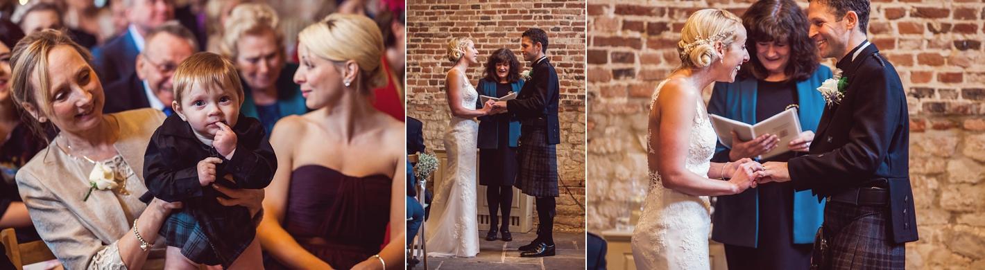 Barn Wedding Hampshire Wedding PhotographyLilybean Photography 17