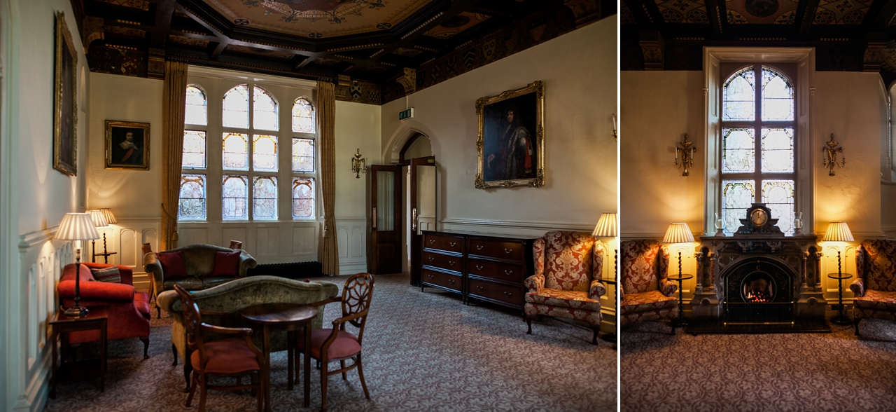The elvetham drawing room