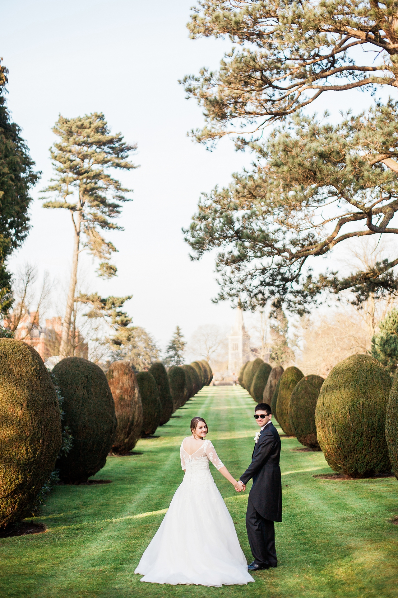 Helen & Adam Spring Wedding at The Elvetham Hotel, Hampshire