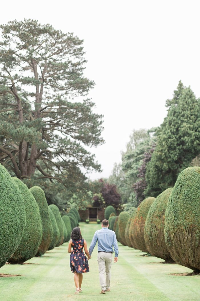 Engagement Shoot at The Elvetham summer