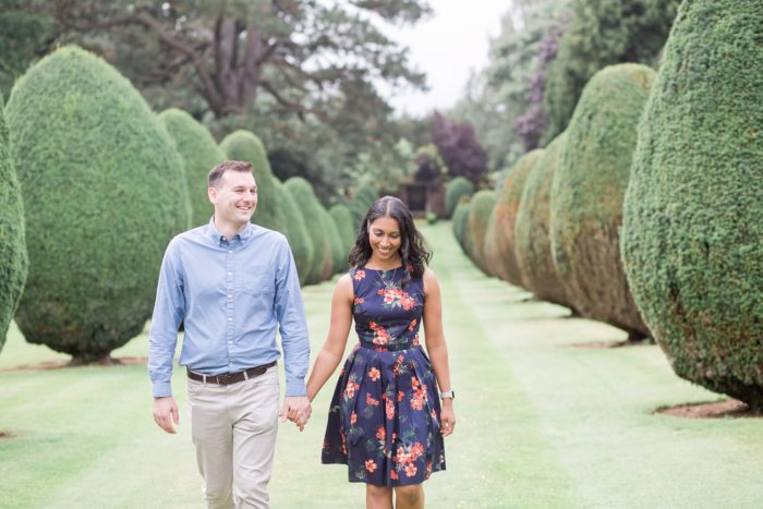 Engagement Shoot at The Elvetham The Hedges