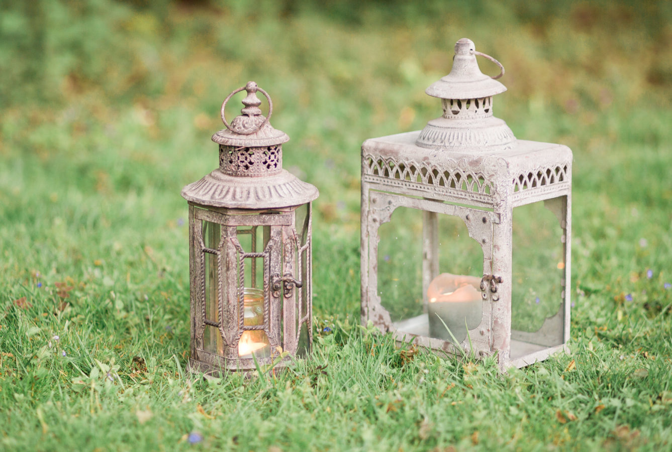 Wedding Hire Vintage Lantern venue style