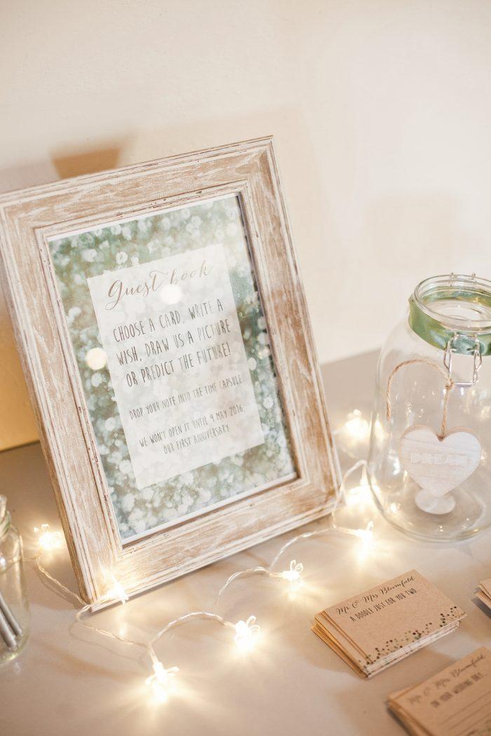 Fine Art Wedding Photography Rustic Barn Wedding table details