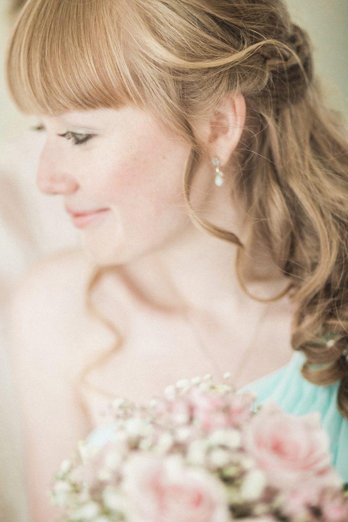 Fine Art Wedding Photography Beautiful Country Wedding bridesmaid