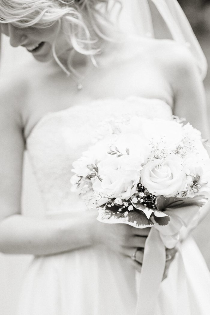 Fine Art Wedding Photography Beautiful Country Wedding bouquet close up