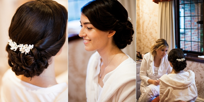 Sarah & Jay Montagu Arms Hotel Wedding Lilybean Photography 02