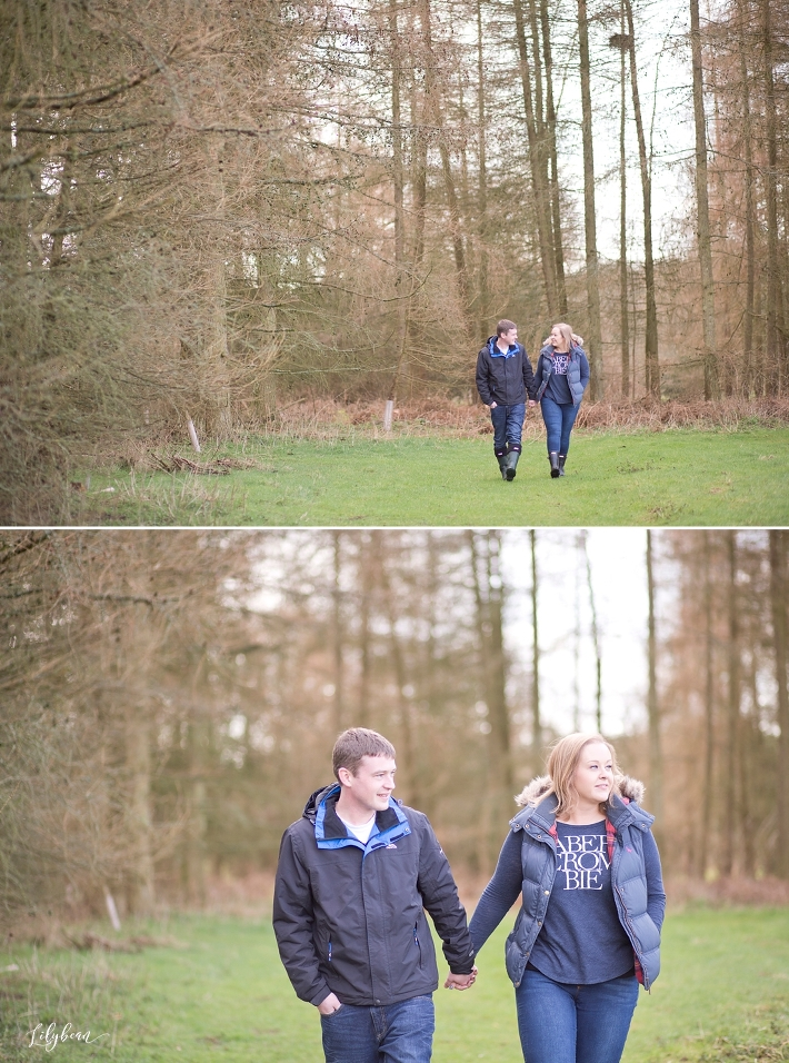 Natural candid photos of Bride &Groom to be