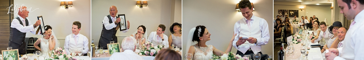 Candid shots during speeches