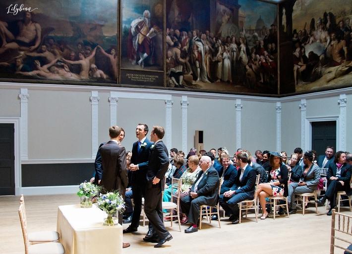 Royal Society of Arts House ceremony