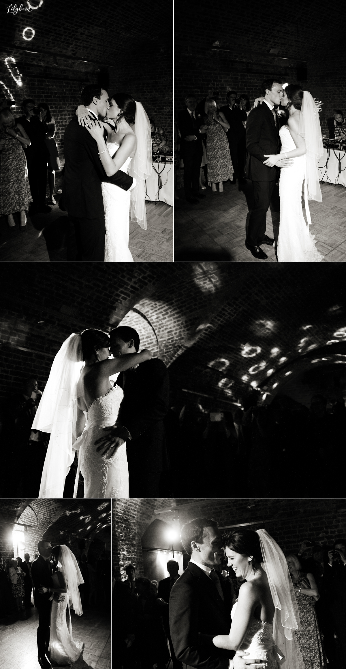 First dance in The Vaults RSA House