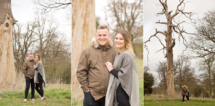 Bride and Groom to be portraits