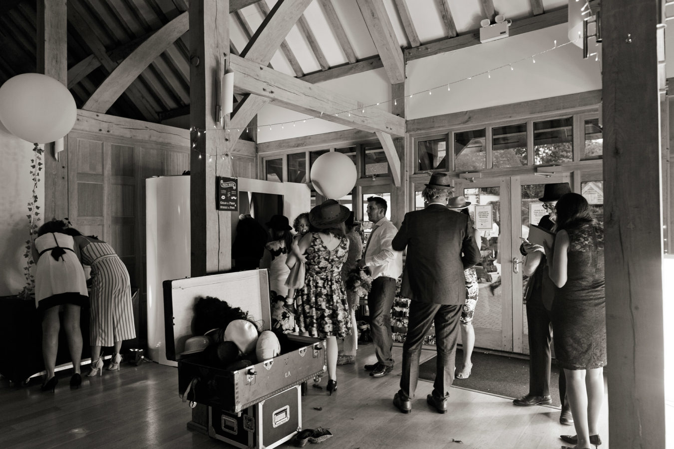 Classic Photobooth Hire Hampshire at Rivervale