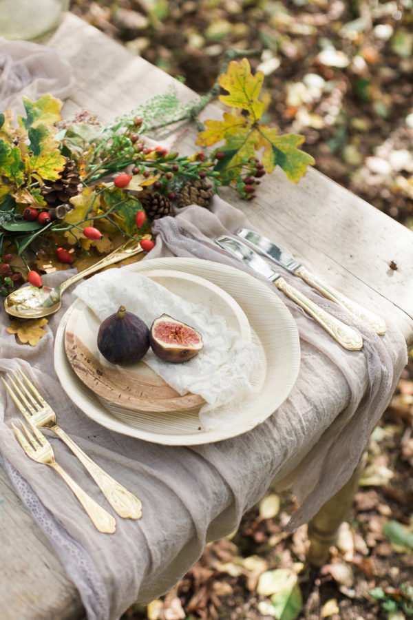 place setting venue styling hire