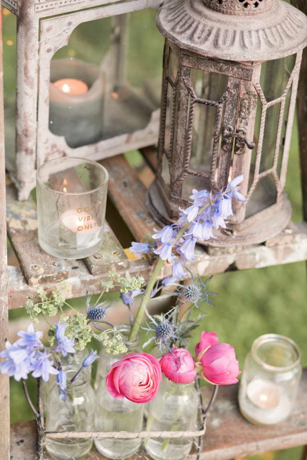 Wedding Hire Vintage Lantern