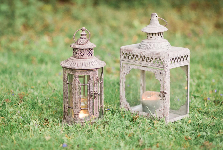 Wedding Hire Vintage Lantern venue style